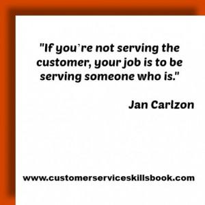Internal Customer Service Quotes