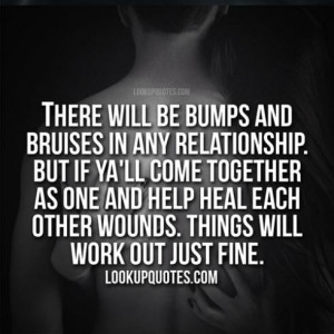 ... trying to solve strong relationship quotes theres a popular quote from