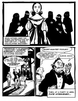 Ada Lovelace #ALD13 @findingada