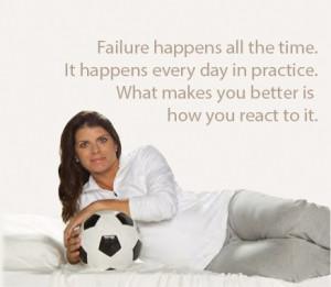 ... soccer quotes mia hamm professional soccer player mia mia hamm quote