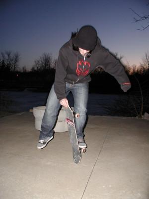 skating by Ryuchi-skater-boy