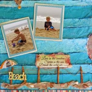 Beach - Quick Quotes - Scrapbook.com