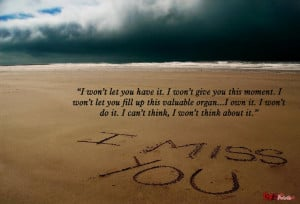 Everyday missing you quotes