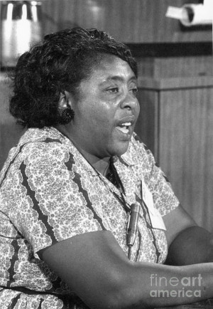 Quotes by Fannie Lou Hamer