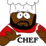 Home >> Cartoons >> South Park Chef avatar