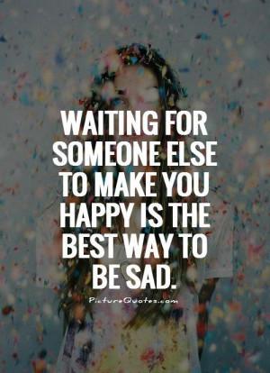 Sad Quotes Waiting Quotes
