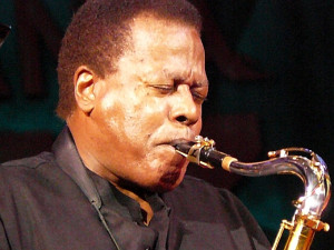 Wayne Shorter With Lee Man...