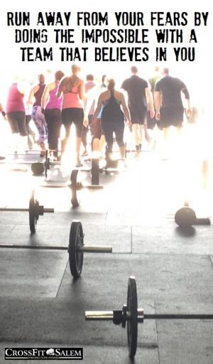 CrossFit Community Quotes