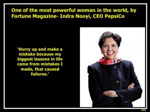 Indra Nooyi Quotes Magazine indra nooyi