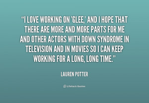 Glee Love Quotes