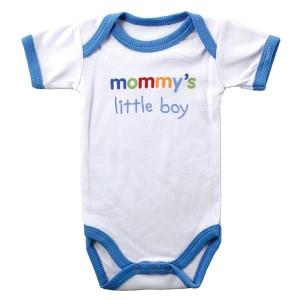 Baby Mall Online - Baby Sayings Bodysuit – Mommy's Little Boy : $3 ...