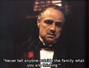 The Godfather Don Corleone Quotes. QuotesGram