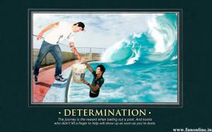 determination quote wallpaper