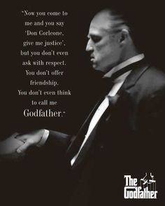 The Godfather Respect More
