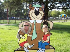 Yogi Bear Graphics