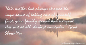 Importance Of Family Quotes: best 7 quotes about Importance Of Family