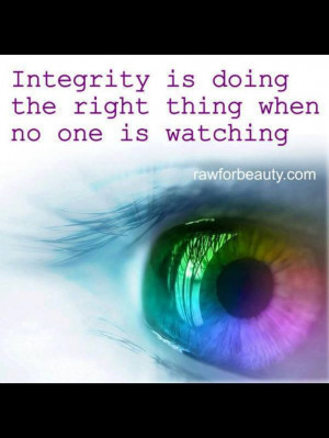 Integrity quote: The Human Body, Graphics Art, Eye Colors, Eye Contact ...