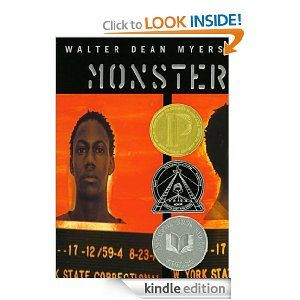 Amazon.com: Monster eBook: Walter Dean Myers: Books