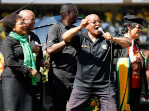 Jacob Zuma, ANC