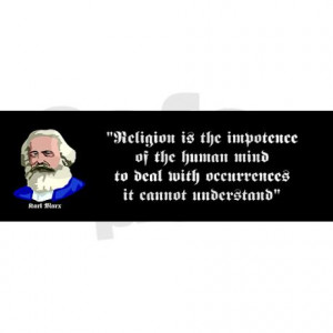Images Karl Marx Quote Religion...