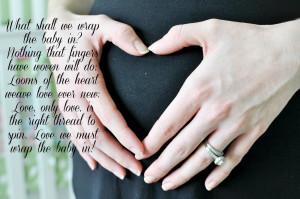 Pregnancy Quotes HD Wallpaper 3