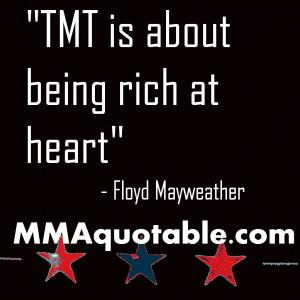 The Money Team Logo Floyd mayweather quotes