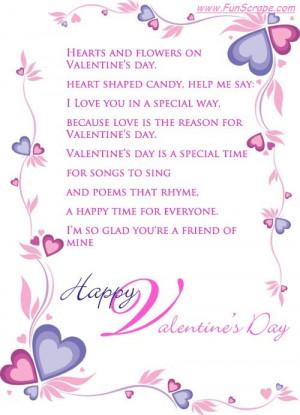 123Friendster.com - More Valentine Quotes Comments