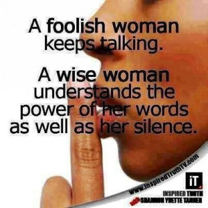 FOOLISH AND WISE WOMEN