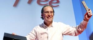 Xavier Niel, le patron de Free © Meigneux/ Sipa