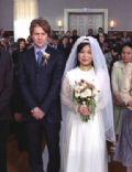 Keiko Agena and Todd Lowe
