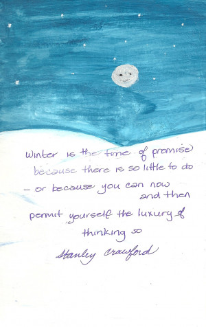 January Quotes Poems And