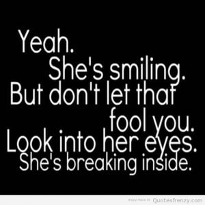 sad quotes heartbreak heart breaking images with quotations sad quote ...