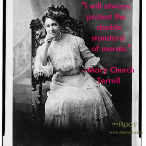 Quote of the Day: Mary Church Terrell on Morality