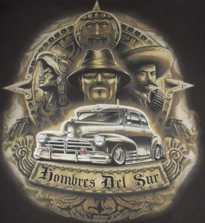 Chicano Quotes And Sayings Chicano art artistic - chicano