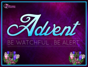Sunday of Advent Quotes and Sayings with Cards