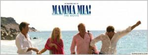 Mamma Mia Facebook Timeline