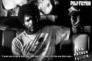 pulp fiction royale with cheese samuel l jackson pulp fiction lines ...