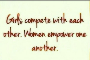 Lets be kind and empower each other!