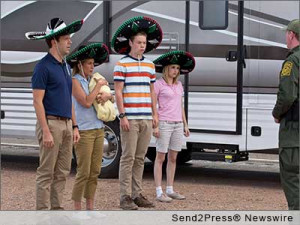 ... Gives Jennifer Aniston the Ride of a Lifetime in 'We're the Millers