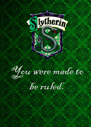 Hogwarts: House Quotes