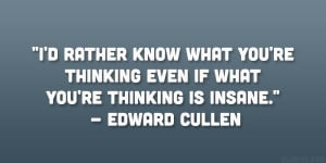 Rather Know What You Re Thinking Even If What You Re Thinking