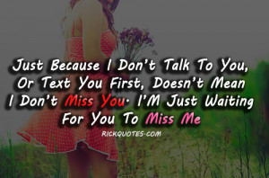 miss you quotes miss you quote