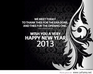 New Year Quotes 2013 Funny ~ funny new year picture, funny pics, funny ...