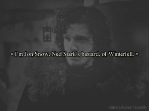 Your daily STARK quote