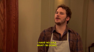 parks and recreation parks and rec andy dwyer chris pratt