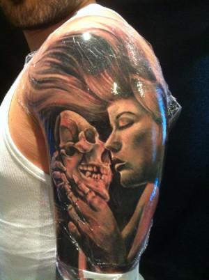 Location: Restless Soul Custom Tattoo 101 Rowlands road Worthing BN11 ...