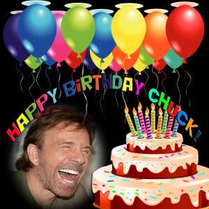 Astounding Chuck Norris Birthday Quotes Quotesgram Personalised Birthday Cards Sponlily Jamesorg