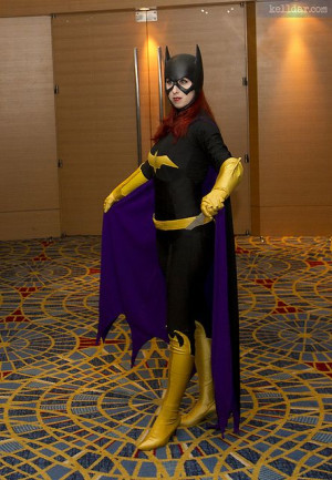 Cool Cosplay: Batgirl, Phoenix, And More: Batwoman Cosplay, Batgirl ...
