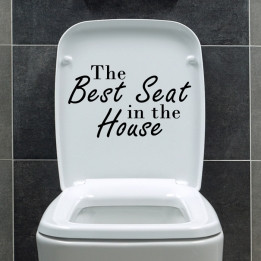 Best Seat In The House Quot...
