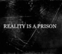 Dark Emo Pain Prison Reality